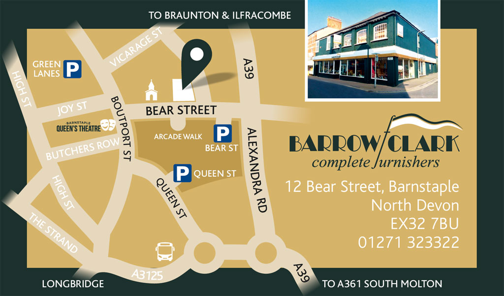 Barrow Clark Furnishers - street view